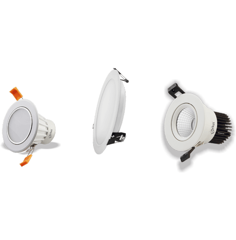 LED Downlight range
