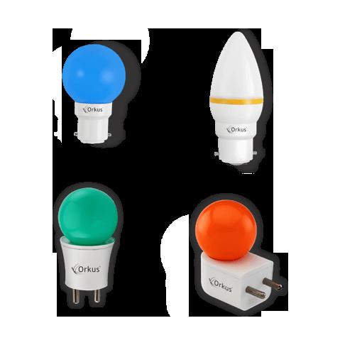 LED Twinkle range
