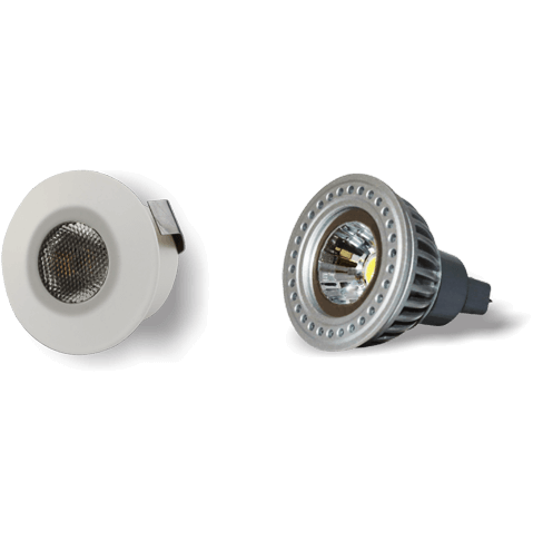 LED Spotlight range